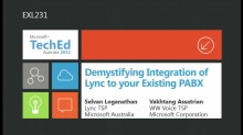 Demystifying Integration of Lync to your Existing PABX