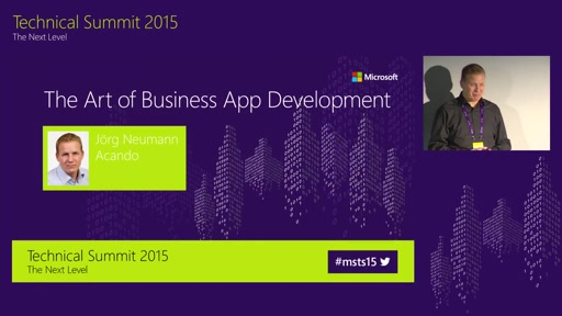 The Art of Business App Development