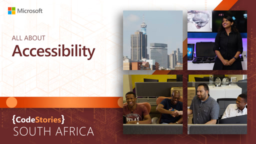 South Africa: All about accessibility