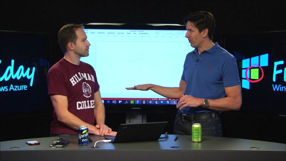 FAQ with Mark Russinovich - How does Windows Azure use Software Networking?