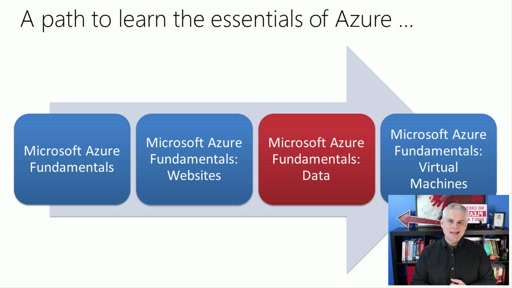 Microsoft Azure Fundamentals: Storage and Data: (28) Where to Go from Here