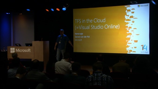 TFS in the Cloud (= Visual Studio Online): Is this for me?