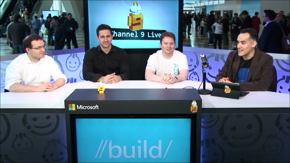 What's New with Azure