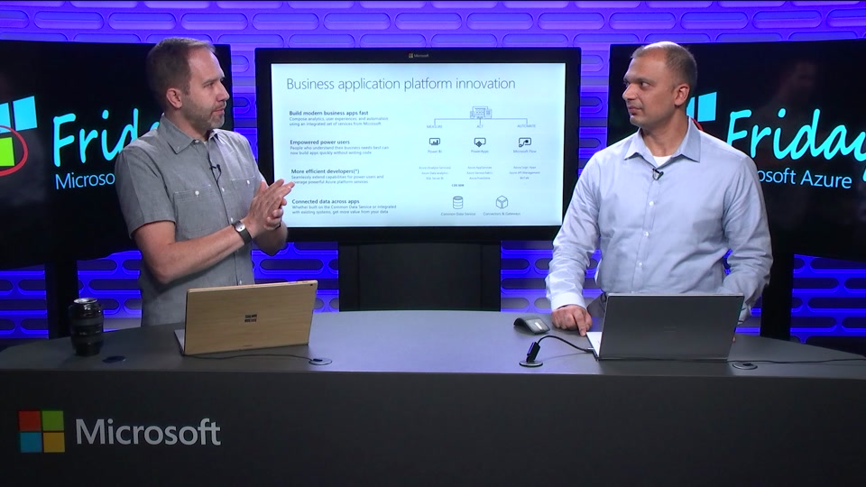 PowerApps and the Common Data Service