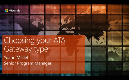 ATA Deployment: Choose the Right Gateway Type