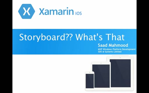Xamarin iOS | Creating User Interface with Storyboards | iOS9