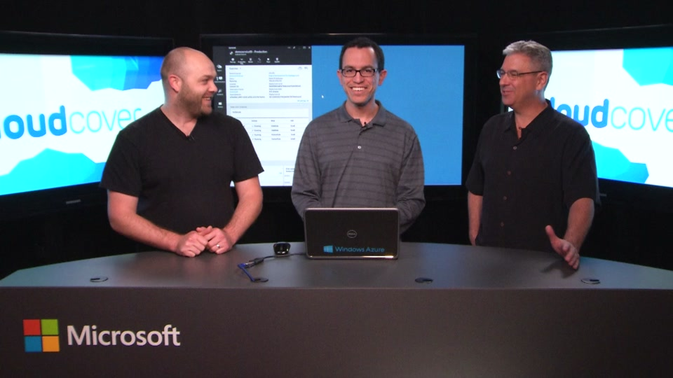 Episode 175: Cloud Services in the Azure preview portal