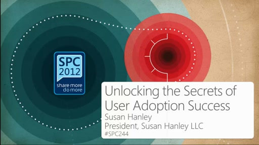 Unlocking the Secrets of User Adoption Success