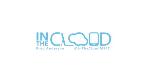In the Cloud Podcast, ep. 20:  New Features in Intune -- Conditional Access