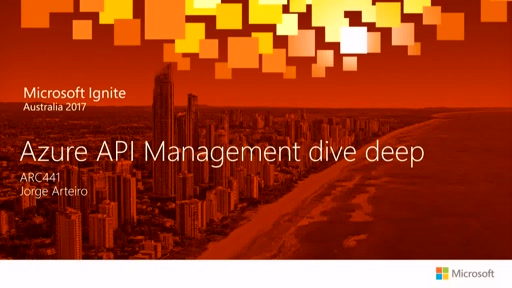 Azure API Management Dive Deep