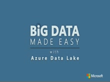 Azure Data Lake - Security Essentials