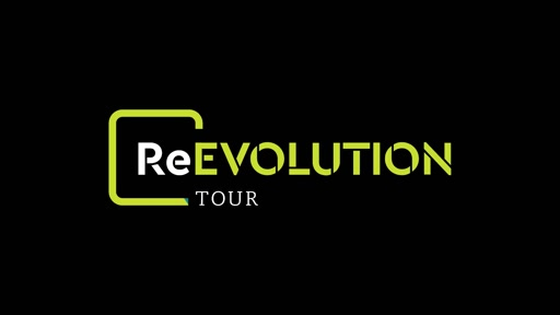 ReEvolution Tour ...¡Comenzamos!