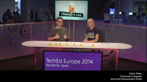 "TechEd Europe 2014 - Interview mit einem ""Stammgast"""