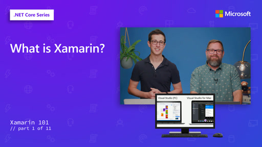 What is Xamarin? [1 of 11]