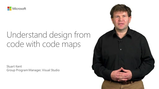 Understand Design from Code with Code Maps