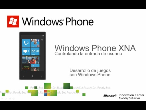 Interactuando con Windows Phone
