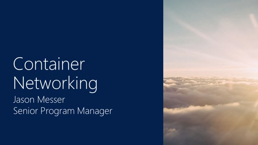 Windows Container Networking: NAT and Transparent Networking Modes