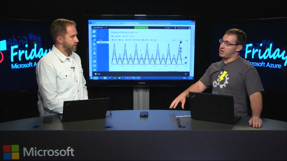 Azure Automation 104 managing Linux and creating Modules with Joe Levy