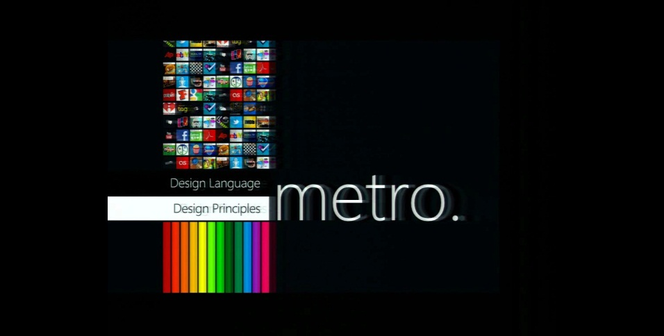 microsoft design metro multiscreen experiences kinect and the future