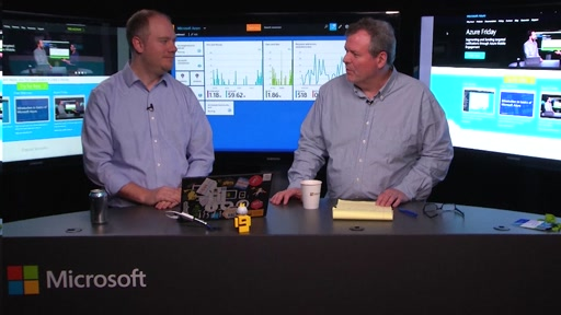 Episode 414: Jeff Wilcox on What's New In Azure