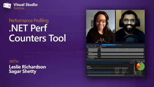 Performance Profiling | .NET Perf Counters Tool