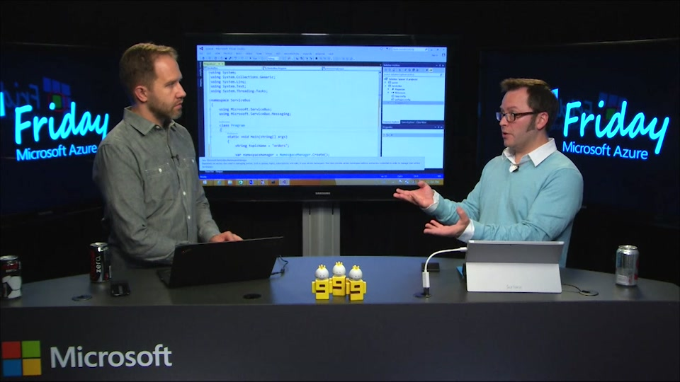 Azure Service Bus 102 with Dan Rosanova