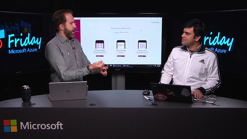 PowerApps 103 - Creating apps from existing data