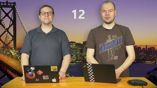 t-12 Episode 13: Apps 4 Office