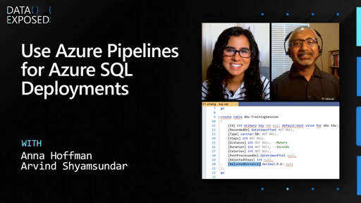 Use Azure Pipelines for Azure SQL Deployments