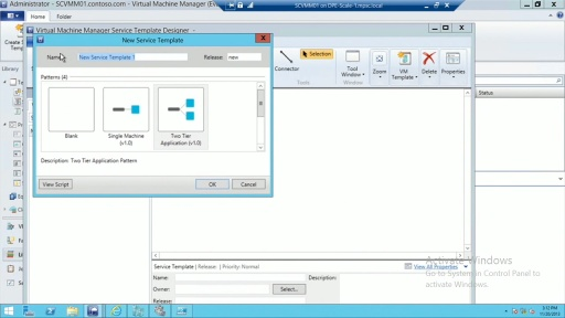Server Virtualization with Windows Server Hyper-V and System Center: (12) Managing Services in System Center 2012 R2 Virtual Machine Manager and App Controller
