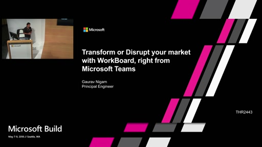 Transform or disrupt your market with Workboard, right in Microsoft Teams