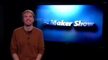 The Maker Show: Episode 4 - Building and Printing a 3D Model to Fit a Real Component