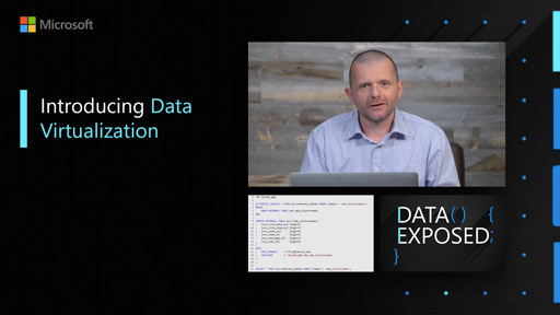 Introducing Data Virtualization