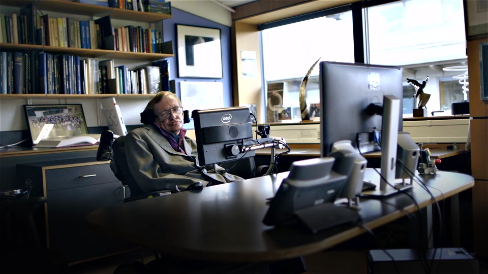 intel labs collaborated with dr  stephen hawking on  net