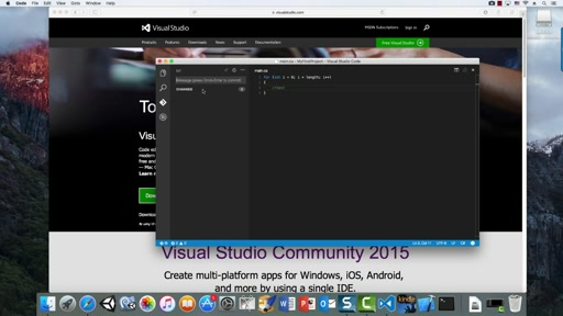5. Интеграция с Visual Studio Online