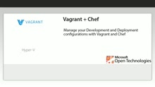 Using Vagrant and Chef to manage your Development Environment
