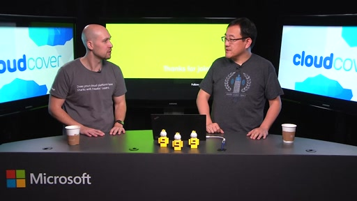 Episode 194: Azure News Recap with Chris and Haishi
