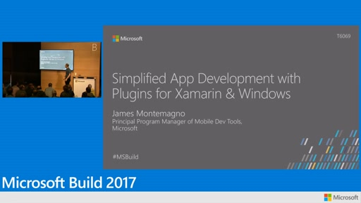 Simplified app development with plug-ins for Xamarin and Windows