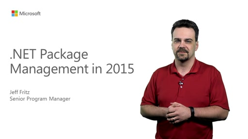 .NET Package Management (NuGet)
