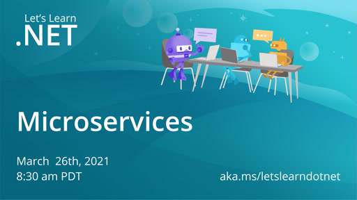 Let's Learn .NET: Microservices