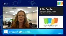 my app in 60 seconds: Coupons.com