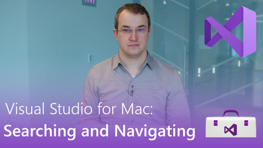 Visual Studio for Mac: Searching and Navigating