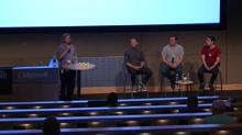 Making Sense of Mobile: A Panel Comparing Xamarin, Cordova and Native
