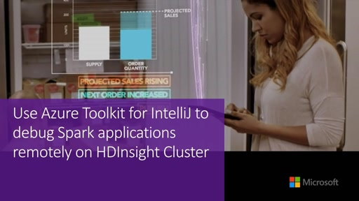 Debug HDInsight Spark Applications with Azure Toolkit for IntelliJ