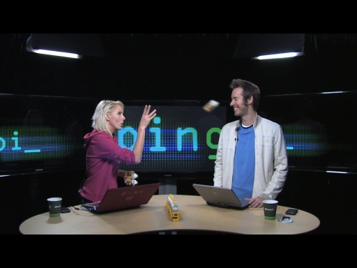 Ping 121: Kinect award, Bing Halloween, Hadoop, Windows 8 changes