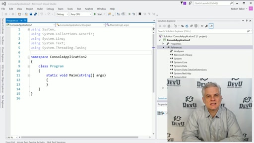Creating and Adding References to Assemblies
