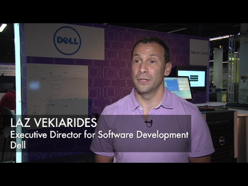 BUILD Expo: Dell on Windows Server 8