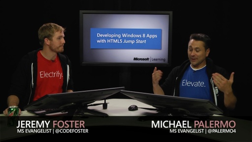 Developing Windows Store Apps with HTML5 Jump Start: (05a) Programming User Interaction, Part 1