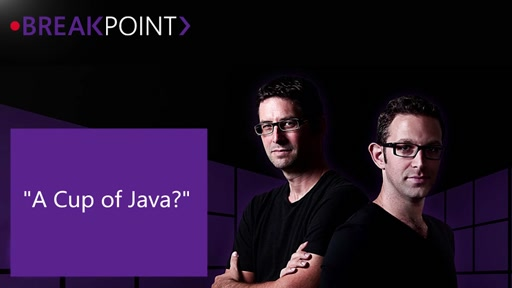 Coffee and Code – Visual Studio for Java Developers!