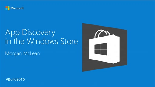 App Discovery in the Windows Store
